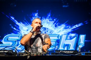 DJ SASH!-keikkamyynti